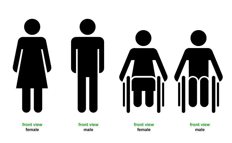 handicap-Icons